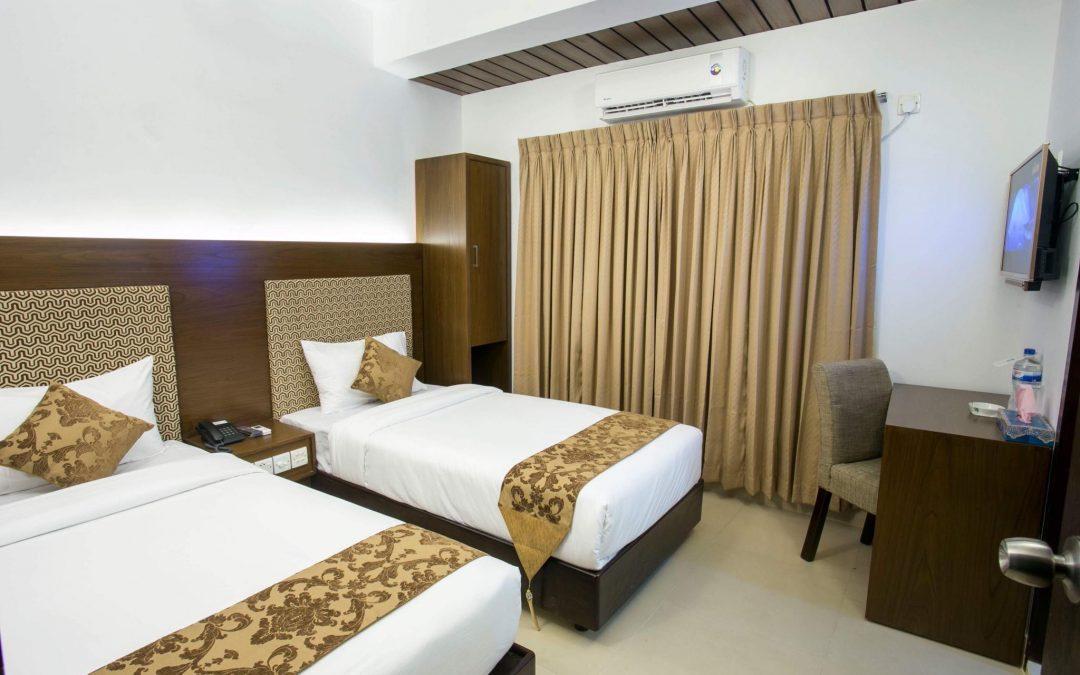 Hotel Interior Design (Coxway)