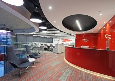 Office Interior Design (KIA)