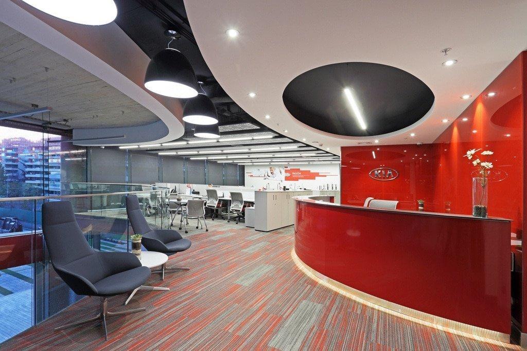 Kia Office 1