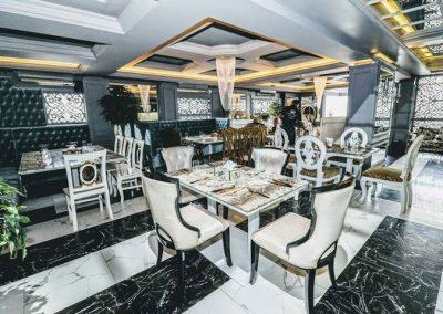 Restaurant Interior Design (Sushi samurai)