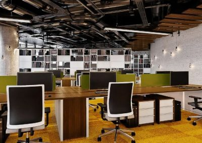Office Interior Design (Bond Group)