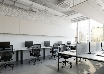 Office Interior Design (Siemens Office)