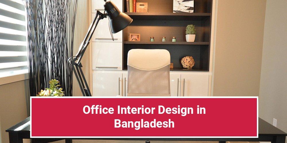 Office Interior Design in Bangladesh