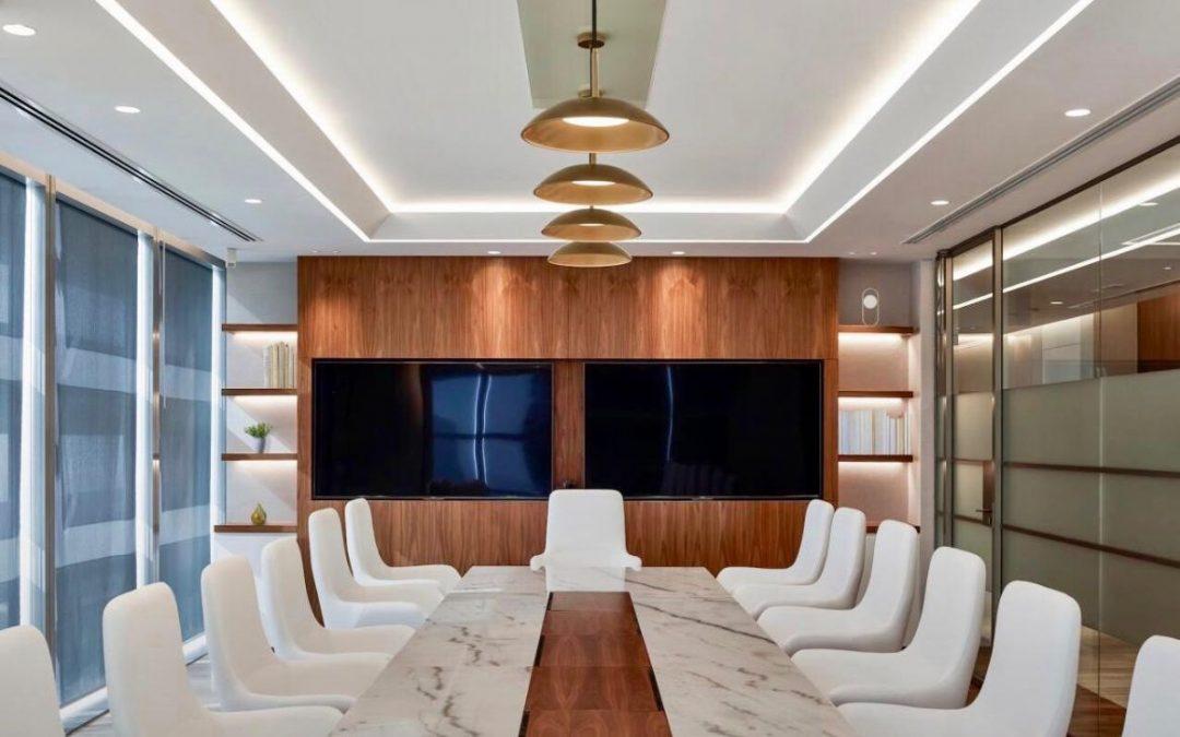 Office Interior Design (Maliha Group)
