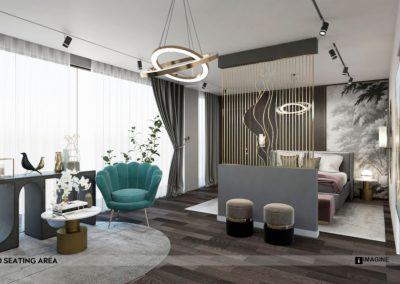 Abinta House Duplex Interior